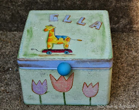 Photo: wooden box for kids 16