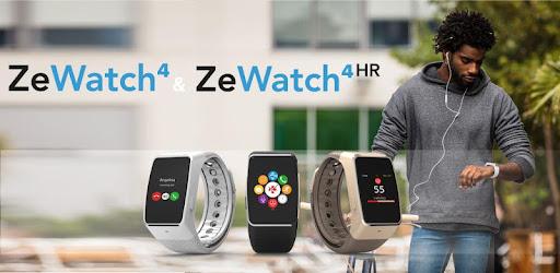 Приложения в Google Play – ZeWatch4