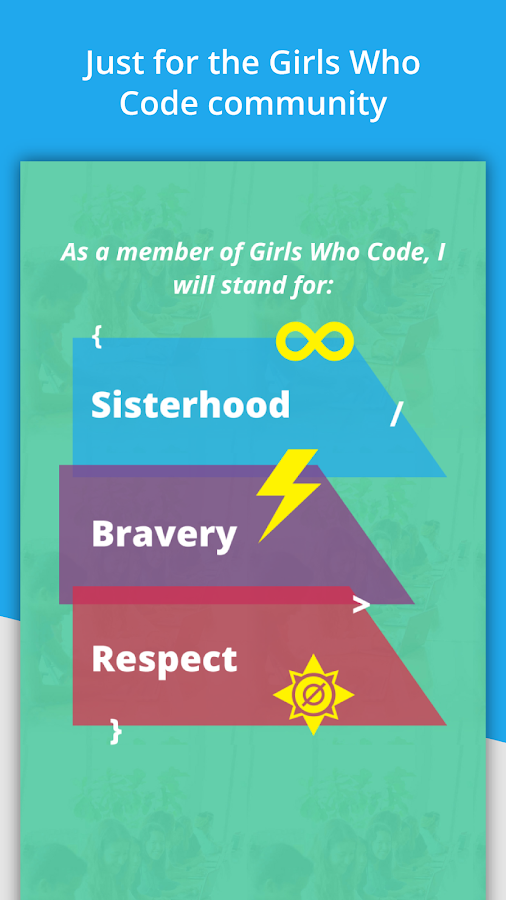 Girls Who Code Loop- screenshot