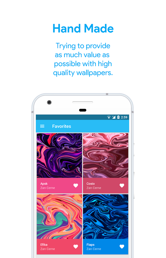 Arch Walls - Wallpaper App- screenshot
