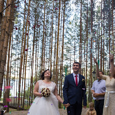 Wedding photographer Nadezhda Tarakanova (filnady). Photo of 30.11.2016
