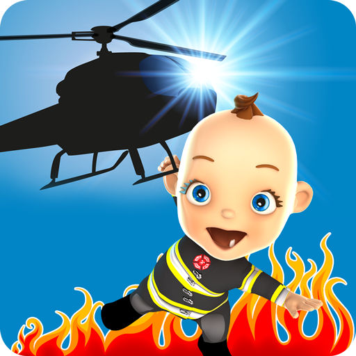Baby Firefighter: Fireman Hero Icon