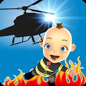 Baby Firefighter: Fireman Hero