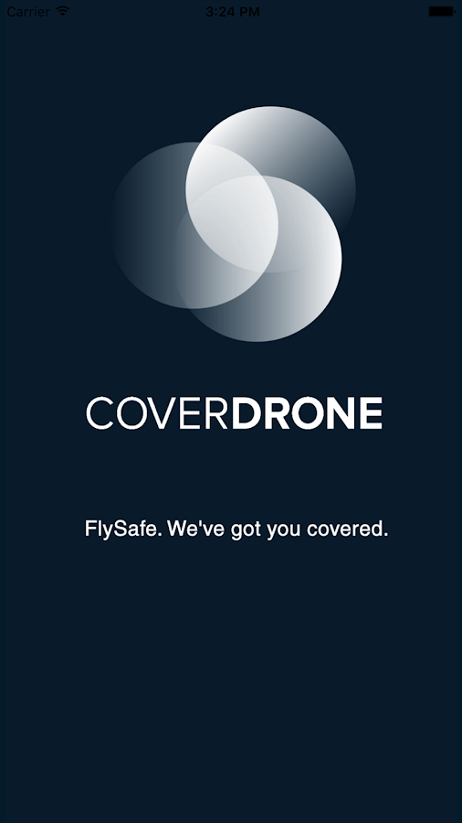 Coverdrone FlySafe- screenshot