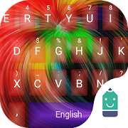 Color Focus Theme Keyboard