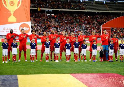 France Football considère les Diables Rouges comme les grands perdants du report de l'Euro