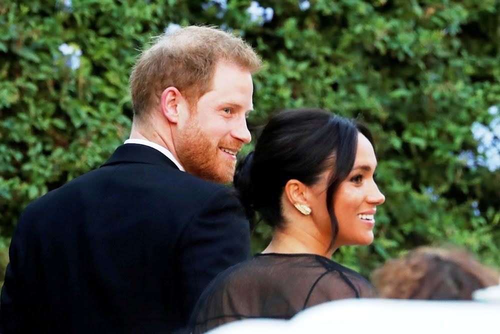 Harry and Meghan to make final appearances as senior British royals - TimesLIVE
