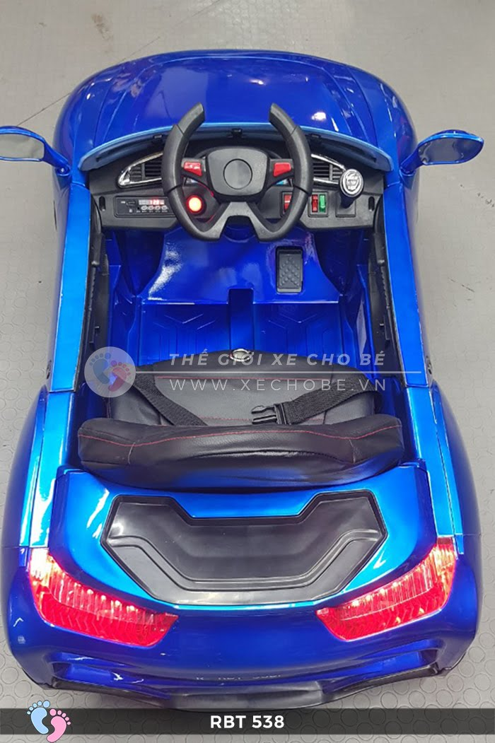 Xe ô tô điện cho bé RBT-538 7