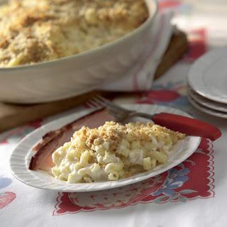 Horseradish Mac & Cheese