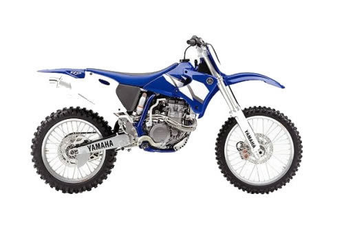 Yamaha YZ 426 F-manual-taller-despiece-mecanica