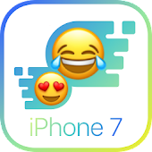 iPhone 7 Emoji Keyboard
