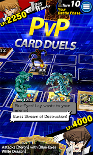 Yu-Gi-Oh Duel Links MOD APK 4.3.1 ( Unlocked Cards/Characters) 5