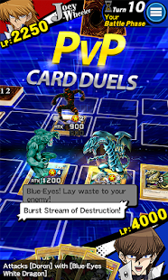 play Yu-Gi-Oh! Duel Links on pc & mac