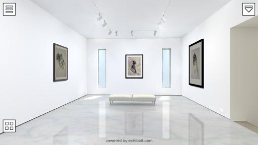 Exhibbit 3d virtual art gallery screenshot 4