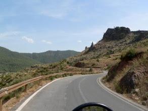 Photo: Spanien/Andalusien: A - 319 Sierra de Cazorla. (Urheberrecht: Robert Mayer)