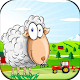 Farm running sheep