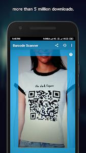 Barcode Scanner 1.54 (Pro)