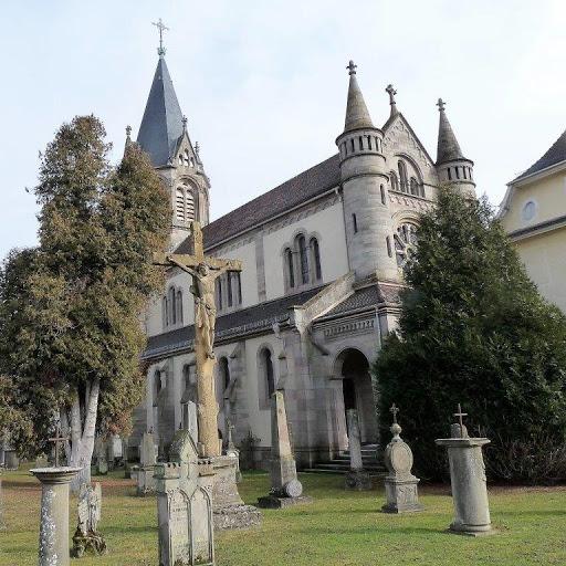 photo de église Saint-Morand
