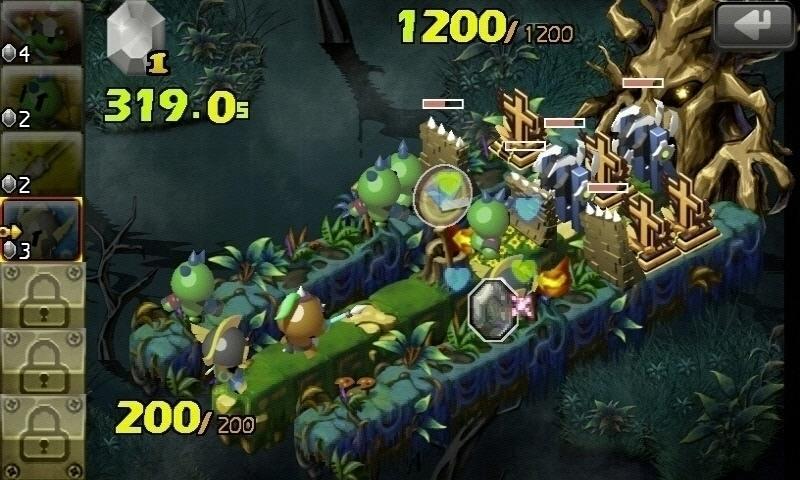 히어로택틱스2- screenshot