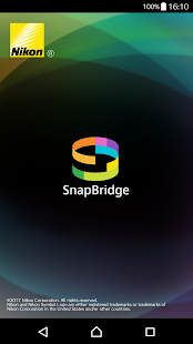 SnapBridge: miniatura de captura de pantalla