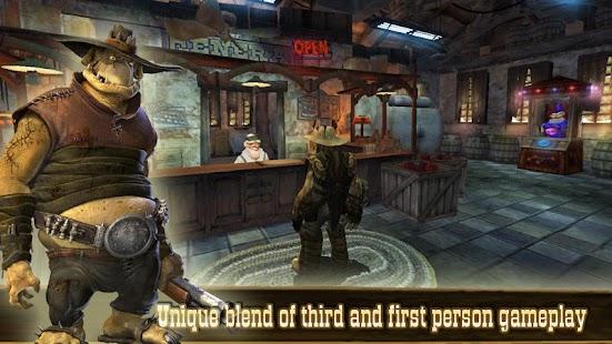 2 Oddworld: Stranger's Wrath App screenshot