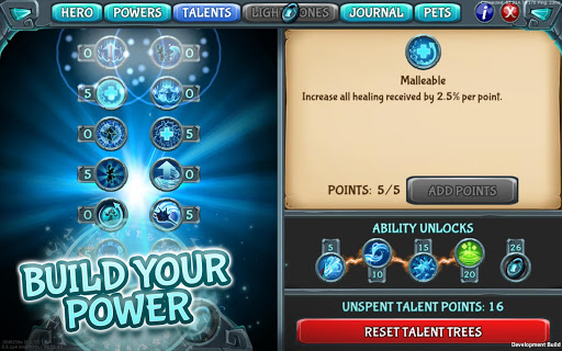 Lightseekers RPG 1.22.0 screenshots 4