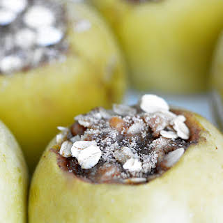 Slow Cooker Baked Apples.