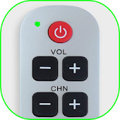 All TV remote control