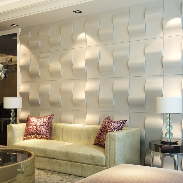 Gạch ốp tường có thiết kế độc đáo