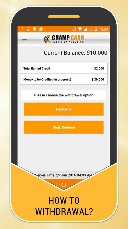ChampCash App Free Money- screenshot