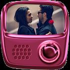 Romantic Love Songs Radio icon