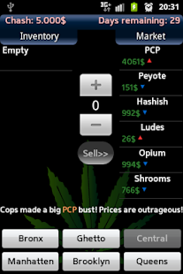 Weed Dealer - náhled