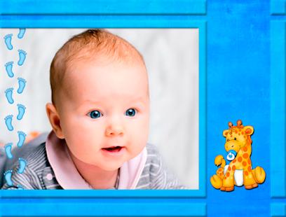 Child Photo Frames - náhled