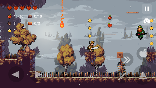 Apple Knight: Action Platformer  screenshots 5