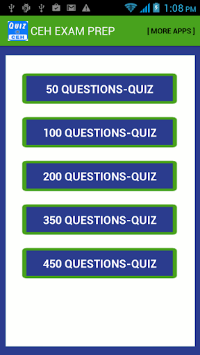 CEH Quiz Questions