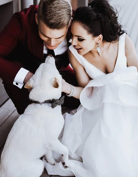 Bryllupsfotograf Kristina Juodvalkienė (kristinajuod). Bilde av 13.06.2019