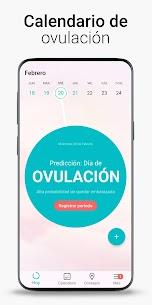 Calendario Menstrual de Ovulación y Fertilidad Flo 4