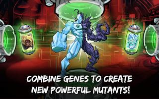 Screenshot of Mutants: Genetic Gladiators
