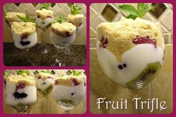 Fruit Trifle Recipe