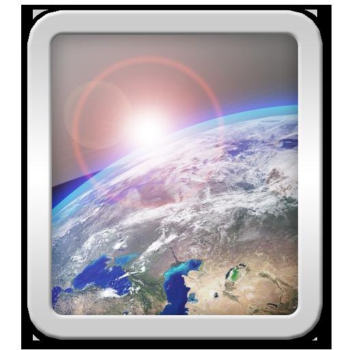壁纸 地球 個人化 App LOGO-APP試玩