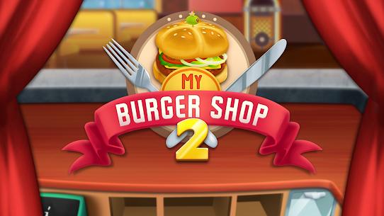 My Burger Shop 2 MOD APK [Unlimited Money + No Ads] 5
