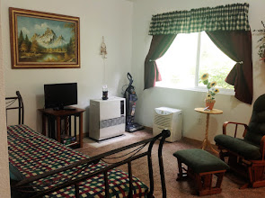Photo: Cabins 1 & 2 living room area
