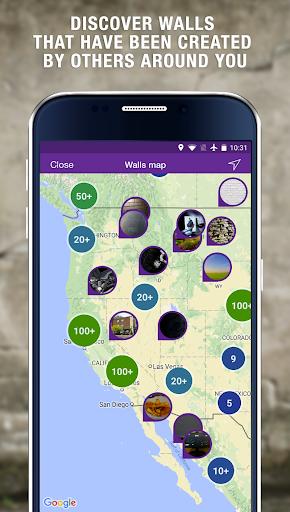 WallaMe screenshot 4