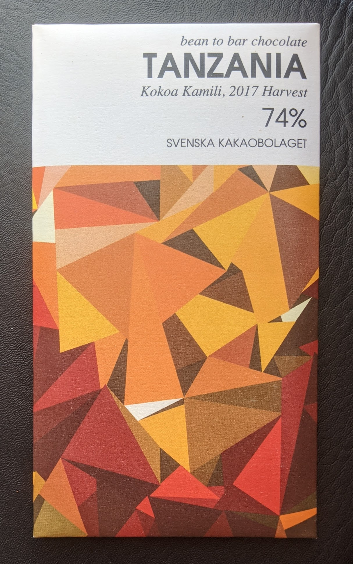 74% svenska tanzania bar