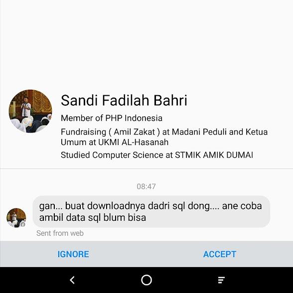 Senang Rasanya ada Pembaca yang Memberikan Message. thanks message-nya, jangan sungkan-sungkan memassage untuk sharing ilmu