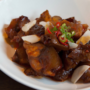 Spicy Beef Tendon