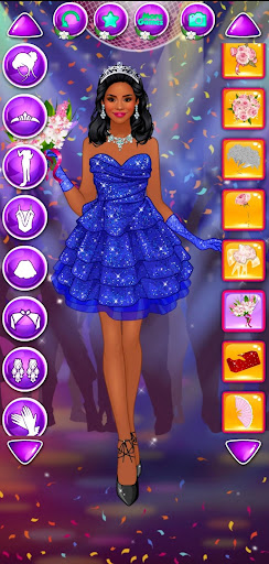 Prom Queen Dress Up - High School Rising Star filehippodl screenshot 24