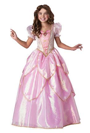 Prinsessklänning, barn