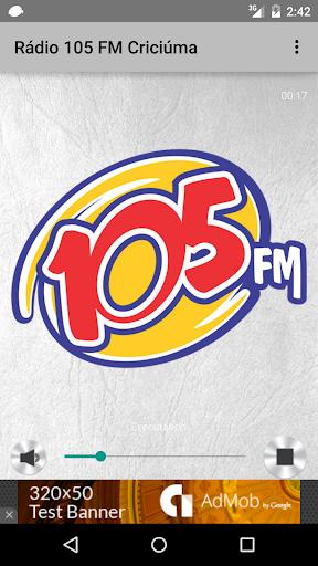 Rádio 105 FM Criciúma