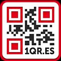1QR - free QR code scanner icon